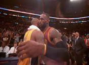 NBA: LeBron James derrota a Kobe Bryant en su último duelo