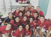 Triunfal debut de Chile en Panamericano Junior Femenino de balonmano