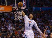 Exitosa jornada de Westbrook y Whiteside en la NBA