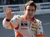 Fernando Alonso no participará en GP de Bahréin tras no aprobar exámenes médicos