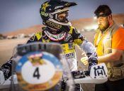 Rally de Abu Dabi: Pablo Quintanilla termina tercero en la clasificación final