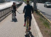 Mi Ruta favorita para hacer ciclismo: Costanera del Mapocho