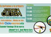 Mañana se realizará la primera Jornada Cletera de Ciclorecreovía