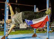 El chileno que llegó a lo más alto de la calistenia mundial