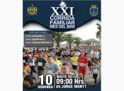 XXI Corrida Familiar Mes del Mar - 10 de mayo 2015