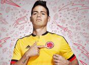 Las nuevas camisetas que se presentarán en la Copa América 2015