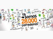 Radiografía al Entel Maratón de Santiago: ¿Quiénes correrán los 42 km?