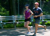 ¿Hacer running para bajar de peso?