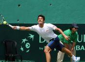 Christian Garín: El joven que esperanza al tenis chileno