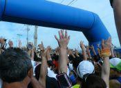 Corriendo los 8k de Duoc UC - Puente Alto
