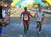 La realidad de los corredores no videntes en Chile