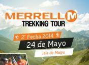Merrell Trekking Tour  - Segunda Fecha: 24 de Mayo 2014
