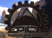 Épica Torres del Paine 2014 - 5 de Octubre 2014