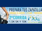 2da Corrida Corporación La Esperanza - 24 de Agosto 2014