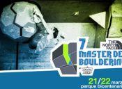 Evento: Séptima versión del Master of Bouldering 2014