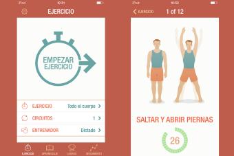 Seven, la app que invita a ejercitarse en minutos de ejercicios ...