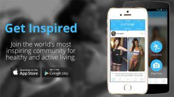 PumpUp, la App social de fitness que la está llevando entre las mujeres