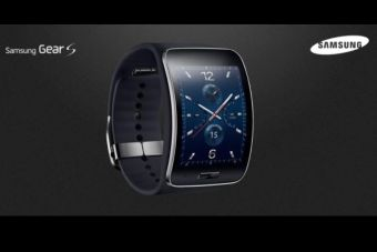 Samsung lanza el smartwach Gear S con internet 3G