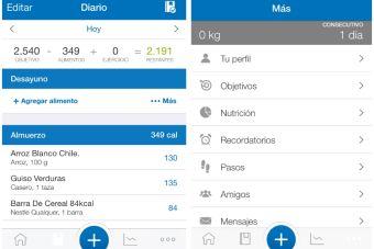 MyFitnessPal, la aplicación que permite mejorar tu nutrición