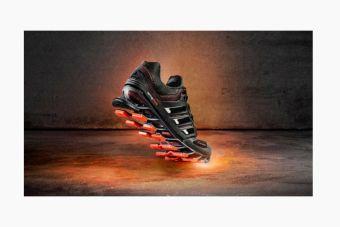 Springblade,  la innovadora  zapatilla de adidas
