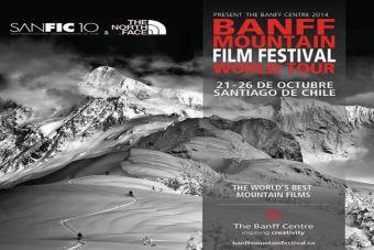 Festival de cine de montaña Banff llega a Chile en octubre