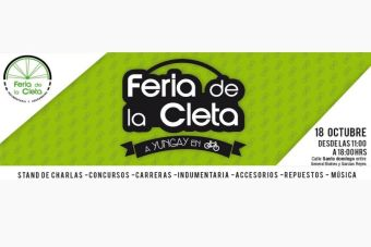 Feria de la Cleta reunirá a fanáticos de las dos ruedas