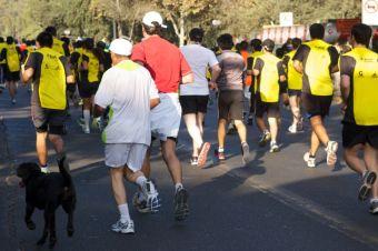 El aguatero: el otro lado de un evento running