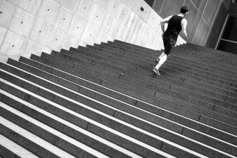 Beneficios del entrenamiento en escaleras
