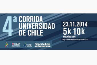 Corrida Deporte Azul - 23 de noviembre 2014