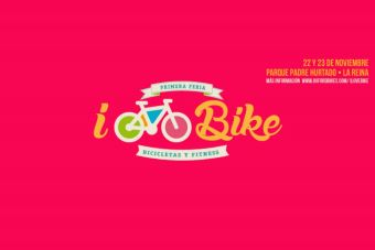 Primera feria i Love Bike - 22 y 23 de noviembre 2014