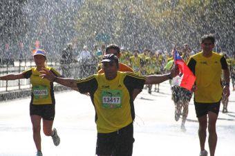 que manducar despues de un maraton