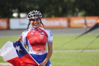 María José Moya, premiada como la deportista de 2014