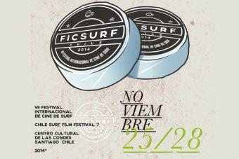 Festival de cortometrajes y documentales de surf se toma Las Condes