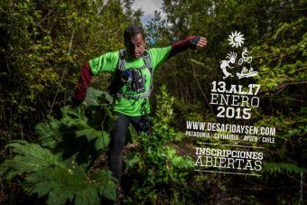 Desafío Aysén - 13 al 17 de enero 2015