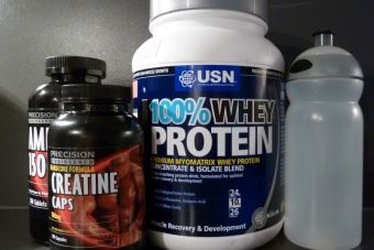 ¿Cuánta proteína consumir para ganar masa muscular?