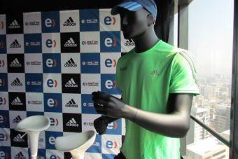 Así es la polera del Entel Maratón de Santiago 2015