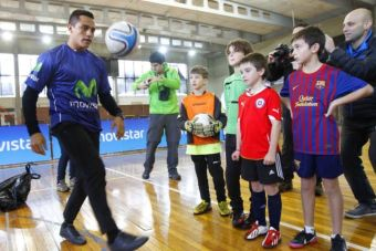 El circuito de fútbol callejero que buscará a los jóvenes más hábiles con el balón