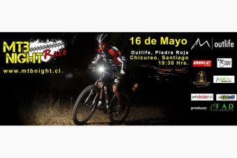 Mountain Bike Night Race - 16 de mayo 2015