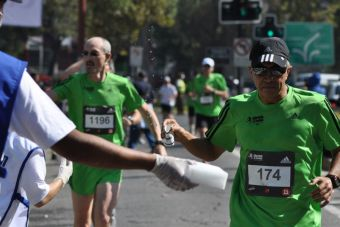 Expertos entregan tips nutricionales para el Maratón de Santiago
