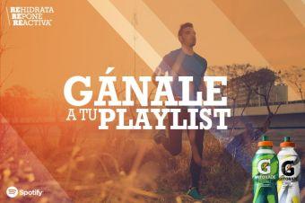 Gánale a tu playlist