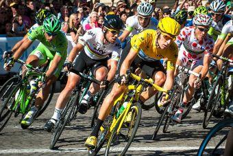 Se define el tramo que recorrerá el Tour de Francia