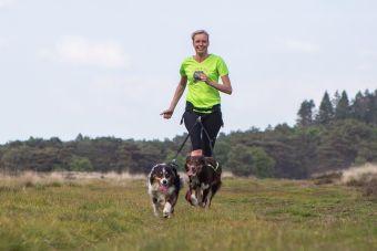 ¿Cómo correr con tu perro?