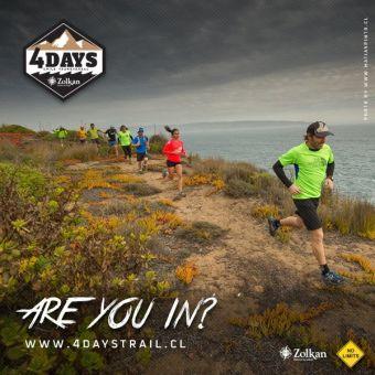 4 Days Trail Running: Una corrida por el ancho de Chile
