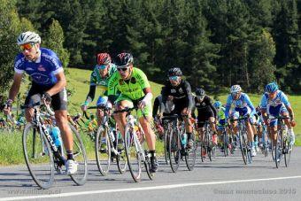 Chileno Matías Arriagada es campeón en la Vuelta Ciclista Internacional del Maule 2015