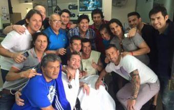 [Video] El ex-futbolista Pablo Contreras sufre infarto en partido de showbol