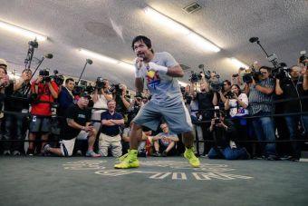 Manny Pacquiao se retiraría del boxeo para convertirse en senador