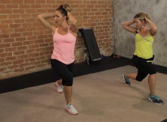 [Videos] Sesión de 20 minutos para marcar tu cuerpo y quemar calorías
