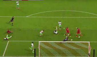 [Video] Robert Lewandowski marca 5 goles en 9 minutos