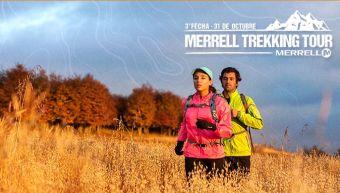 3° Fecha Merrell Trekking Tour - Sábado 31 de Octubre 2015