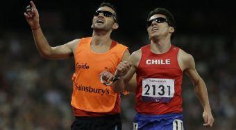 Atleta paralímpico Cristián Valenzuela logra medalla de oro en el Mundial de Qatar
